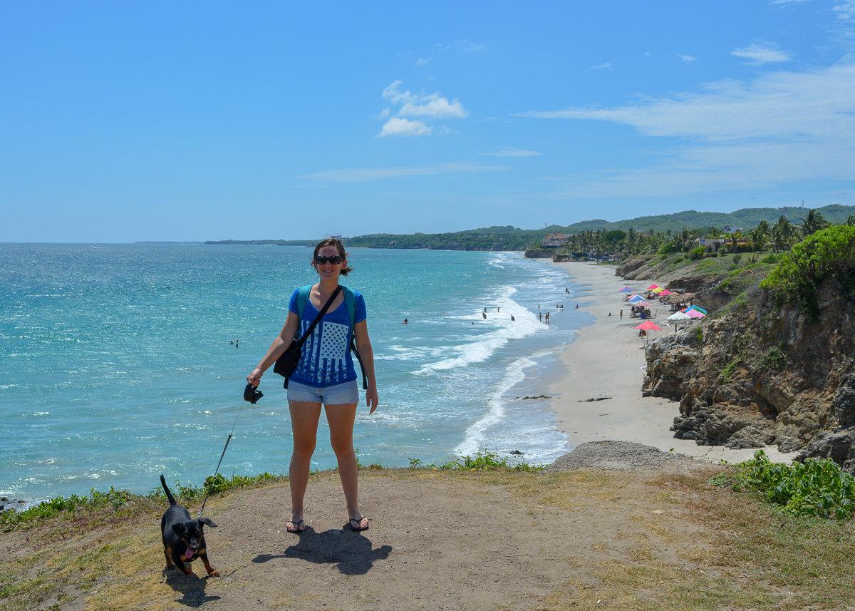 Destiladeras Beach, Mexico