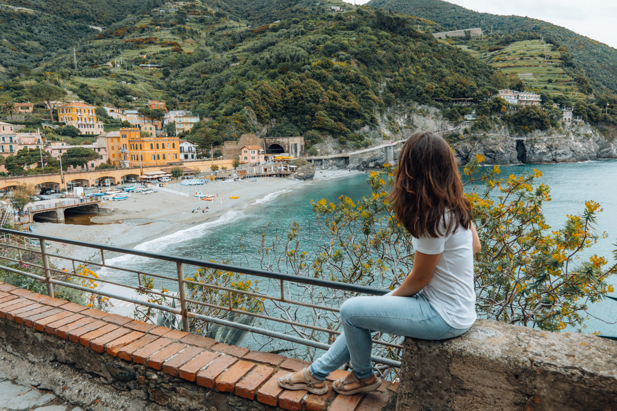 Exploring the villages of Cinque Terre, Italy