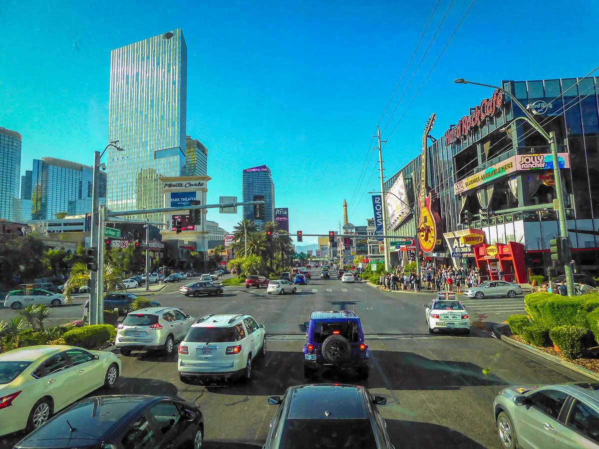 Transportation in Las Vegas